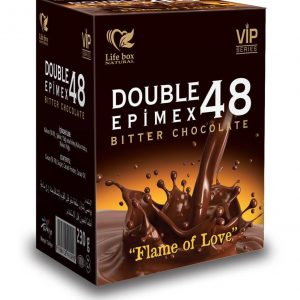 Life Box Double Epimex Aphrodisiac Epimedium with Chocolate - Turkish Macun, 230gr
